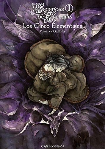 Leyendas de Onhyria 1: Los Cinco Elementales (Colección Invierno Gélido) (Spanish Edition)
