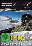 F-16 Fighting Falcon Flight Simulator - PC