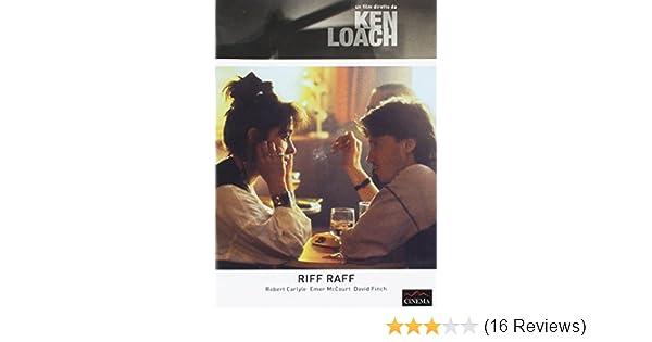 riff-raff 1991 film poster