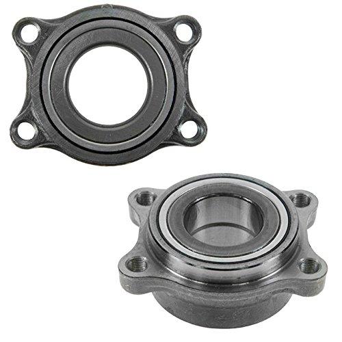 Rear Wheel Hub Bearing Modules Pair Set for Nissan 350Z Infiniti G35 by TRQ (Image #6)