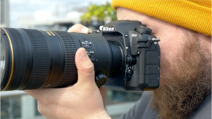DPReview Nikon D500 Hands-on