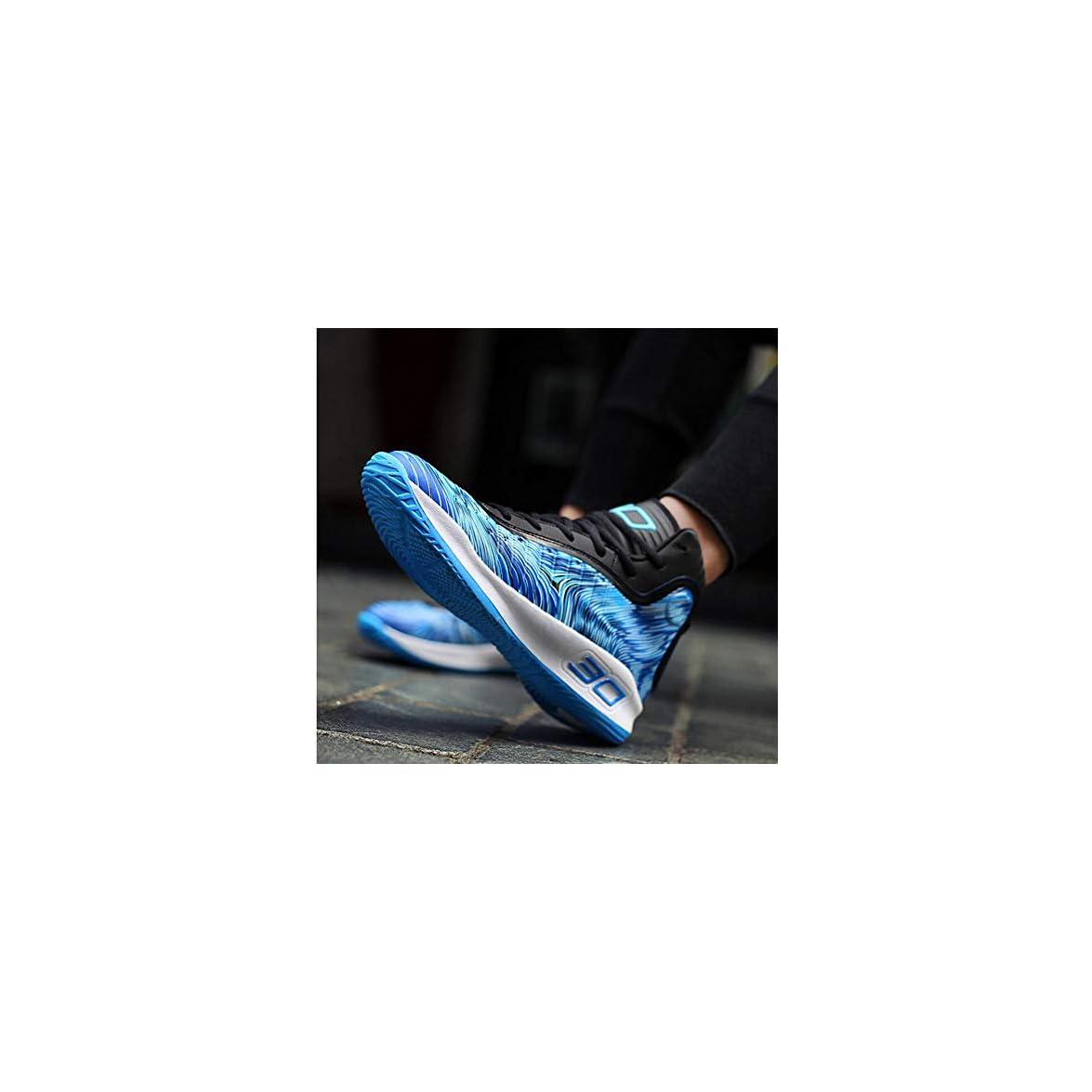 Yaxuan Scarpa Scarpe Da Basket Uomo Per Gli Amanti Novità Sneakers 2019 E Donna Stivali Homme Four Season colore Un Dimensione 45