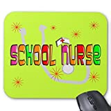 Zazzle School Nurse Gifts & T-shirts Mouse Pad