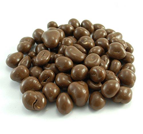 Weaver Chocolates Milk Chocolate Covered Cashews (1 LB.) by Weaver Chocolates