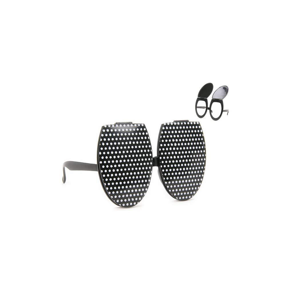 Gafas broma wc negro As De Trebol
