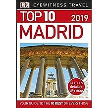 Top 10 Madrid (EYEWITNESS TOP 10 TRAVEL GUIDES)
