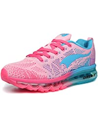 Womens Air Cushion Outdoor Sport Running Shoes Lightweight Casual Sneakers