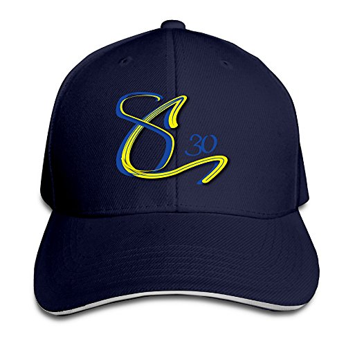 Hotgirl4 Adult Stephen Sc 30 Curry Adjustable Baseball Cap Navy