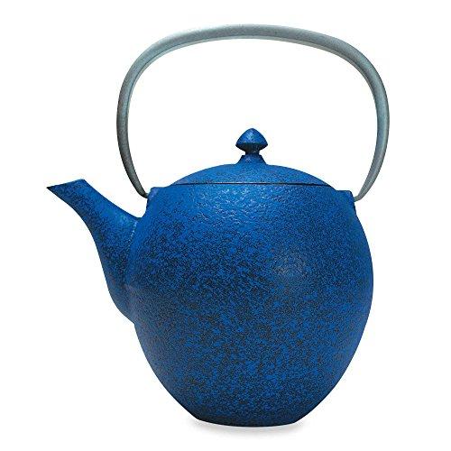 High Quality 40oz Japanese Style Sakura Cast Iron Teapot wit
