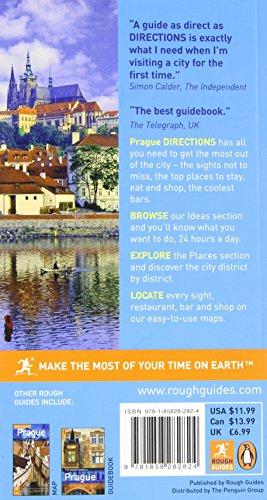 Prague Directions