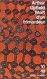 couverture du livre mort d'un trimardeur : dessins aborigènes