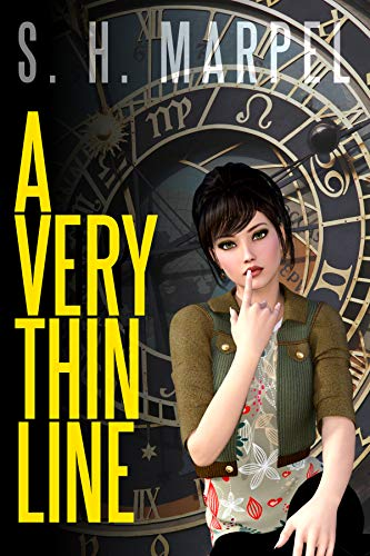 Amazon com: A Very Thin Line (Ghost Hunters Mystery-Detective) eBook