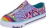 Skechers Twinkle Toes Shuffles-Sparkle Steps