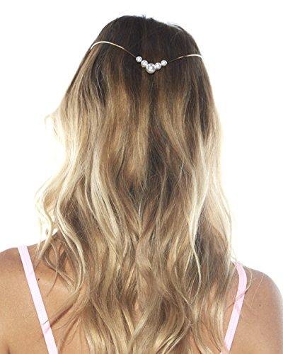 IHeartRaves Princess Pearl Headband