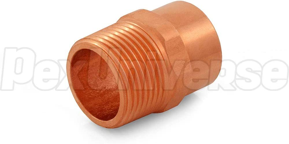 MSC 6-N03-10PK 6 mm OD Pack of 10 6 mm OD Pack of 10 3//8 NPT 3//8 NPT MettleAir MSC 6-N03 Push to Connect Meter Out Male Speed Control Fitting