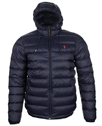 new style a3074 e906e Ralph Lauren Herren Jacke - Packable Down: Amazon.de: Bekleidung