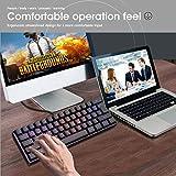 Snpurdiri ST-K3 60% Wired Gaming Keyboard, RGB