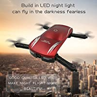 Kanzd X185 Altitude Hold HD Camera Selfie Foldable WIFI FPV RC Quadcopter Pocket Drone