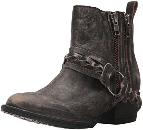 Very Volatile Women's Yokel Boot, Charcoal, 8.5 B US