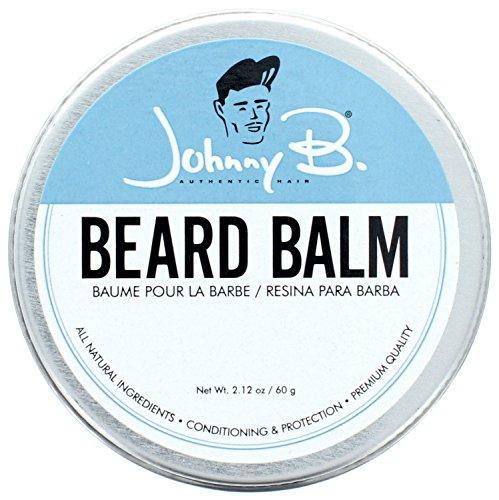 Johnny B Beard Balm - 2.12 - Mens Hair Facial Trends