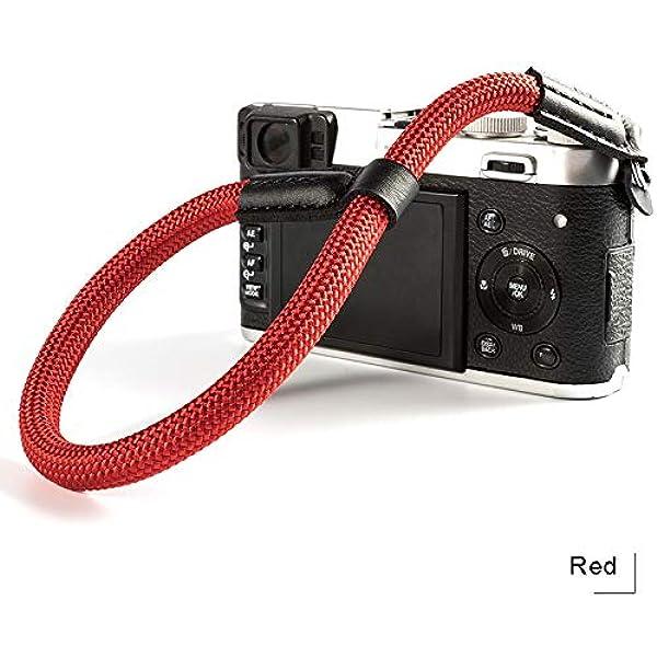 Doble Correa de hombro para Nikon D800E D800 D810 D750 D610 P7800 D3X Coolpix A Df