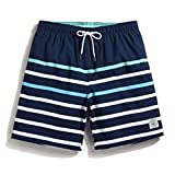 UB-GAILANG Mens Board Beach Shorts Boxer Trunks Bermudas Quick Drying Swimsuits M