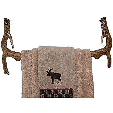 Mountain Mike's Reproductions Antler Bath Towel Rack