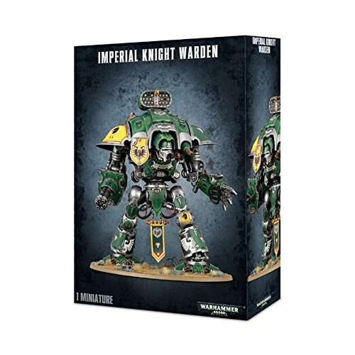 Games Workshop Warhammer 40,000 Imperial Knight Warden