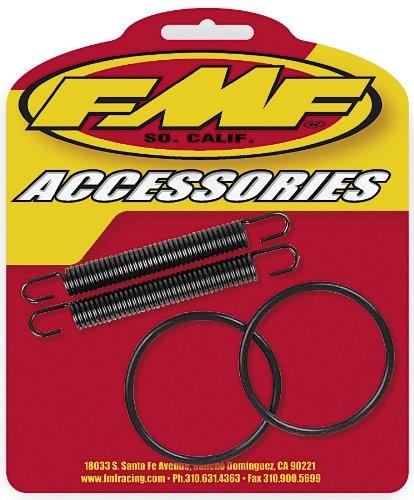 FMF Racing O-Ring and Spring Kit 011311 TRTC13601