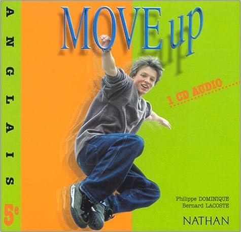 En ligne Move up 5e CD audio epub pdf