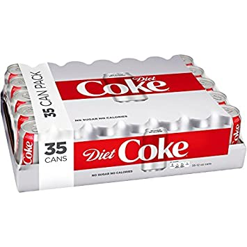 Amazon Diet Coke 12 Oz Cans 35 Pk Grocery Gourmet Food