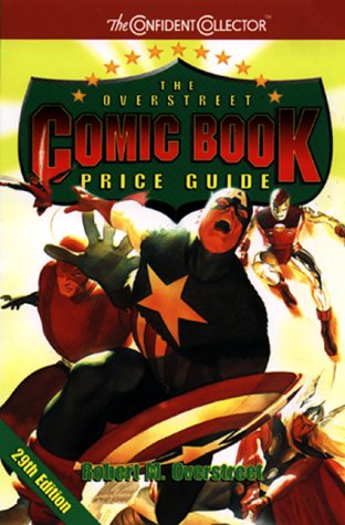 Overstreet Comic Book Price Guide (29th Ed)