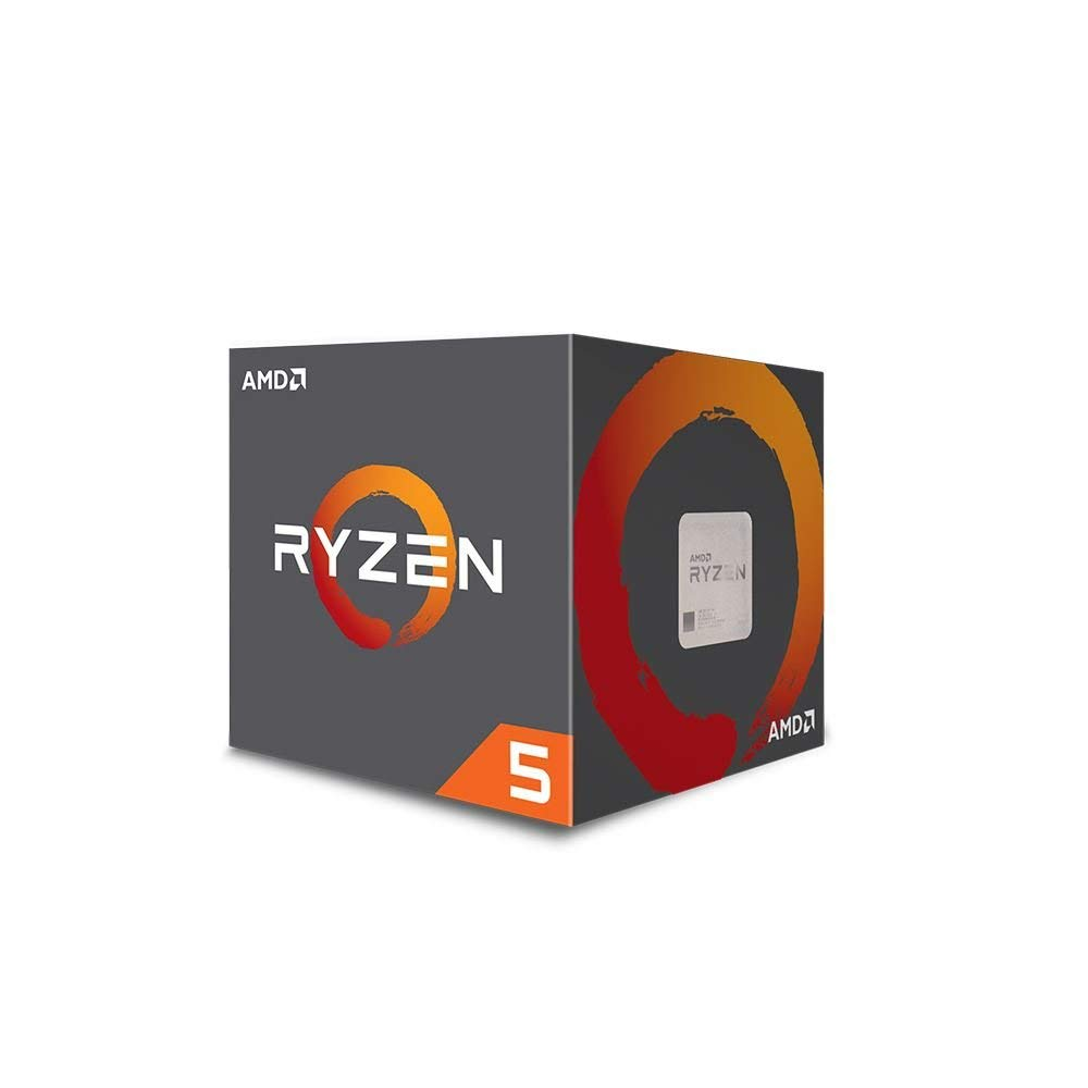 AMD Ryzen 5 1500X Processor with Wraith Spire Cooler (YD150XBBAEBOX)