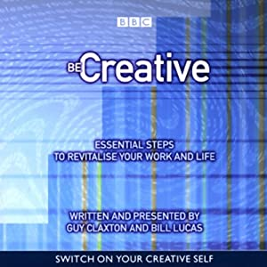 Be Creative Audiobook
