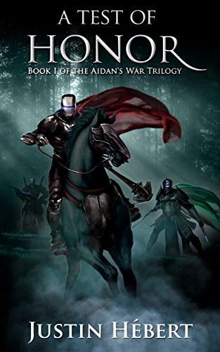 A Test of Honor (Aidan's War Book 1)
