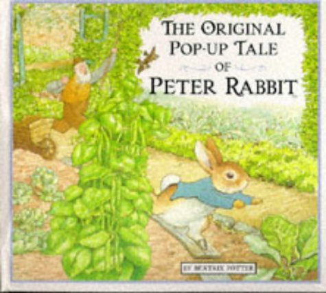 The Original Pop-up Tale of Peter Rabbit by Warne (Image #1)