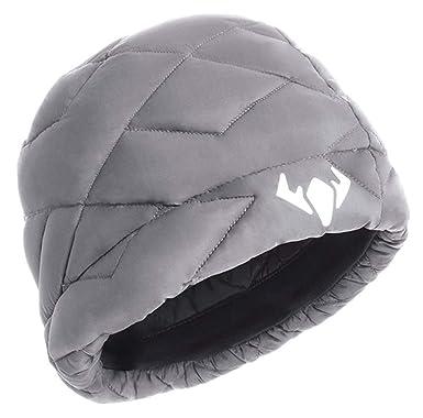 Goose Down Nylon Beanie Hat. Lightweight d01f2a02d57