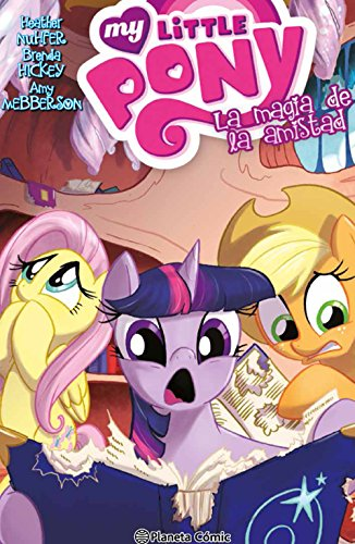 Descargar Libro My Little Pony La Magia De La Amistad Nº 04 Heather Nuhfer