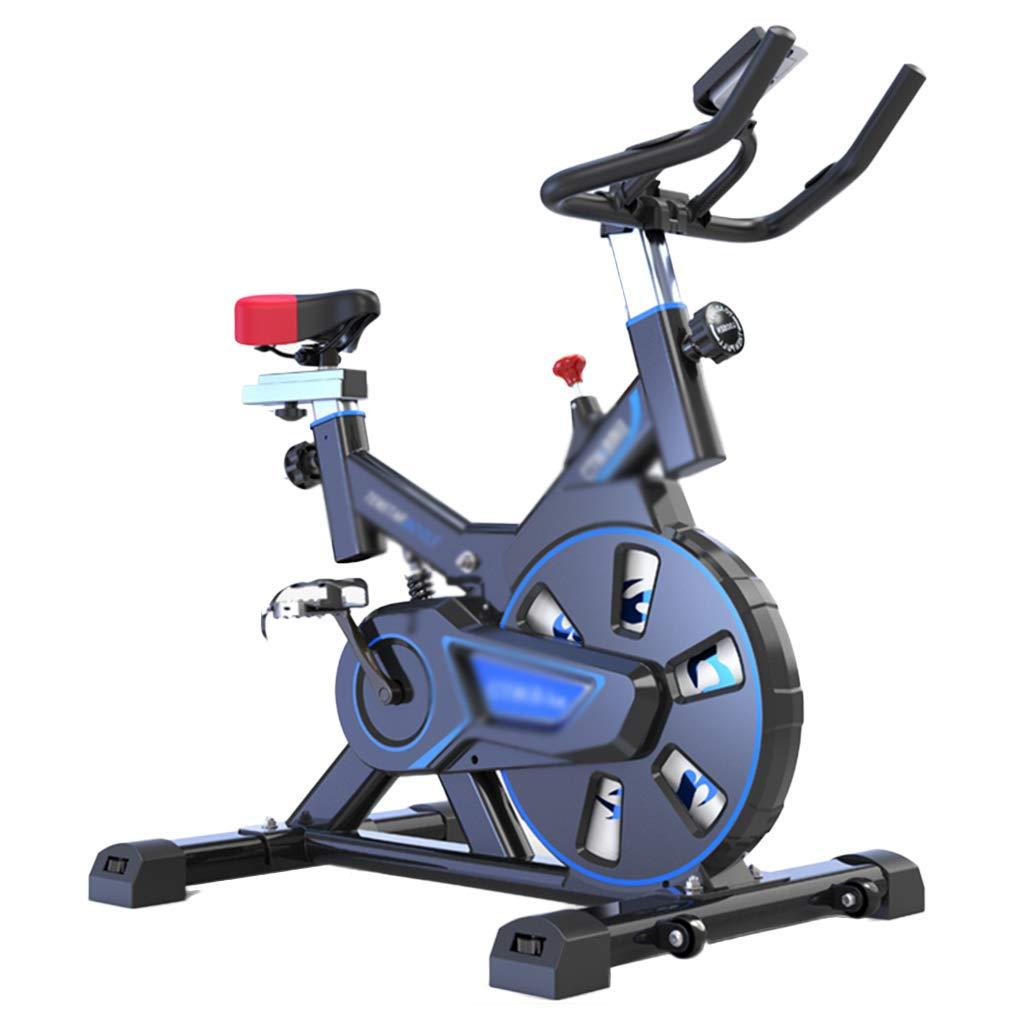 Zhiniu Aerobic-übungs-Hometrainer, Haushalts-Innenpedal-Fahrrad-Spinnrad-Stummbewegungs-Gewichts-Verlust-Ausrüstung 114  53  110CM