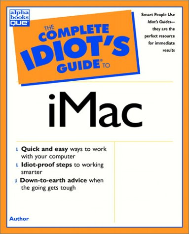 D.o.w.n.l.o.a.d Complete Idiot's Guide to iMac (Complete Idiot's Guide) RAR