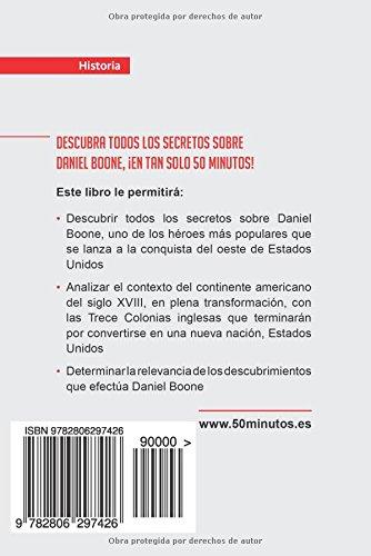 Daniel Boone: Un pionero estadounidense a la conquista del oeste: Amazon.es: 50Minutos.es: Libros