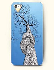 iPhone 5/5S Case, SevenArc Phone Cover Series for Apple iPhone 5 5S Case (DOESN'T FIT iPhone 5C)-- A Knot Tree --...