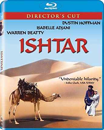 Amazon com: Ishtar [Blu-ray]: Warren Beatty, Dustin Hoffman