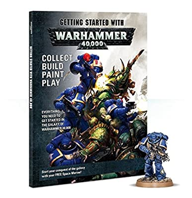 Getting Started With Warhammer 40,000 by Games Workshop
