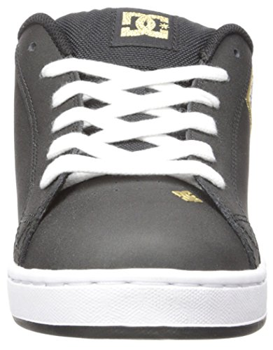 Dc  zapatos shoes766820 766 820, BLANCO/plata Negro / Dorado