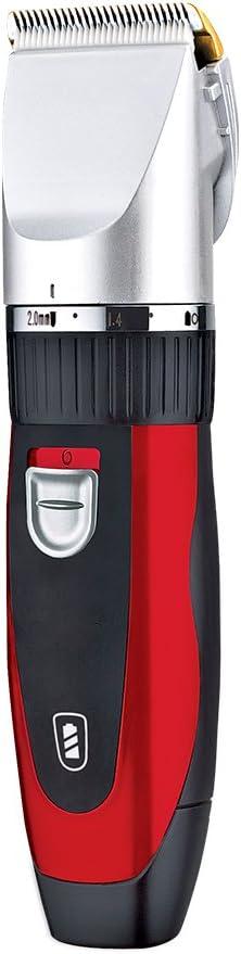 SURKER Profesional cuchilla eléctrica Men's Trimmer cortadora de pelo máquina de afeitar eléctrica Maquinilla de afeitar barba recortadora cortadora recorte de corte de pelo