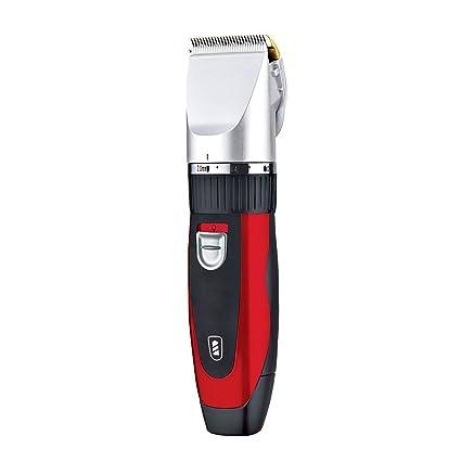 SURKER Profesional cuchilla eléctrica Men s Trimmer cortadora de pelo  máquina de afeitar eléctrica Maquinilla de afeitar e9e1c562f2c7