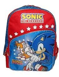 Sonic the Hedgehog 16 Large School Backpack - Speed Team