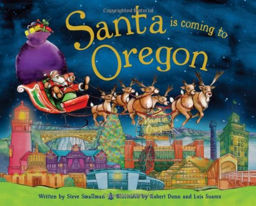 Download Santa Is Coming to Oregon pdf