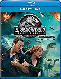 Jurassic World: Fallen Kingdom [BD Combo Pack] [Blu-ray] (Sous-titres français) (B07DWZ9Y59) | Amazon price tracker / tracking, Amazon price history charts, Amazon price watches, Amazon price drop alerts